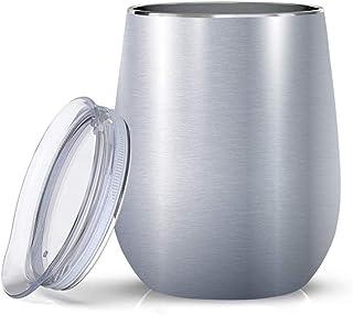 智能冷却器 - 酒杯 亮灰色 12盎司