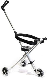 适合幼儿的轻便婴儿车(白色)可轻松折叠和旅行适用*佳用途适用于主题公园、杂货店以及公园或邻居巡游*环带*带。