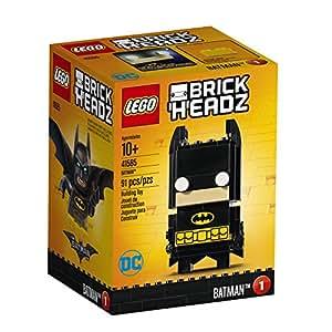 LEGO 乐高 brickheadz 蝙蝠侠41585建筑套件