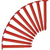 SwissPiranha 中性款 - 成人 RT150 帐篷钉(10 件套)红色 M 码
