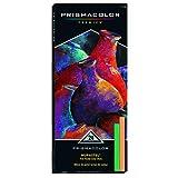 Prismacolor 27049 Premier NuPastel 硬质彩色粉蜡笔,24支