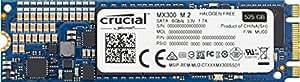 Crucial [ 制造 ] 内置固态硬盘2.5英寸 MX (3d TLC NAND/M .2Type / 3年保修) 正规代理店 525GB