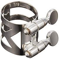 Selmer paris 中音萨克斯 吹嘴束圈 镀银成品 金属吹嘴用
