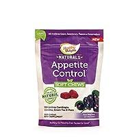 健康快乐 - 面筋免费骰食欲控制软嚼 Acai 浆果味 - 30软嚼