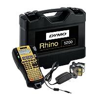 Dymo達美 Rhino 5200 - 帶堅固硬質外殼 im Koffer 黑色