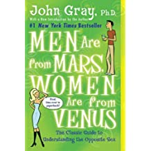 Men Are from Mars, Women Are from Venus: Practical Guide for Improving Communication (English Edition)