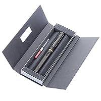 LAMY 凌美 safari狩猎者标准F尖墨水笔(钢笔)磨砂黑-E107礼盒包装(标配吸墨器)(亚马逊进口直采,德国品牌)