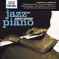 进口CD:爵士钢琴经典录音合集 Ultimate Jazz Piano Collection Vol·1(10CD) 600144