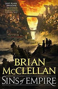 """Sins of Empire (Gods of Blood and Powder) (English Edition)"",作者:[McClellan, Brian]"