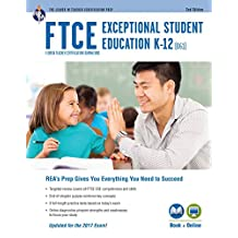 FTCE Exceptional Student Education K-12 (061) Book + Online 2e (FTCE Teacher Certification Test Prep) (English Edition)