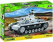 COBI Historical Collection Panzer III Ausf。 E 背心