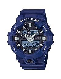 【跨境自营】G SHOCK-Casio 卡西欧 石英男士手表 GA-700-2ADR(包邮包税)