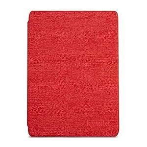 Kindle纺织材料保护套,适用于Kindle青春版,蔷薇红