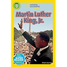 National Geographic Readers: Martin Luther King, Jr. (Readers Bios) (English Edition)