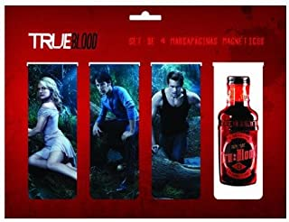 Star images True Blood Set A Reduction 磁性书签