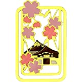 智光 新 京都 彩色玻璃风格 夹子型 二条城