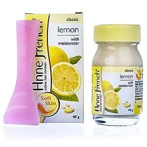 2 件装 - Anne 法国奶油去毛膏(柠檬)40g