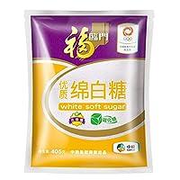 福临门 优质绵白糖 405g/袋 纯净 白糖 颗粒均匀