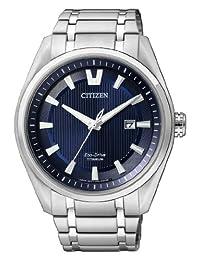 CITIZEN 西铁城 男士 - 手表 XL 超 Titanium 石英钛 aw1240 – 57L