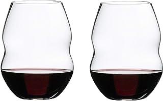 Riedel Swirl Red Wine Glasses 透明 Set of 2