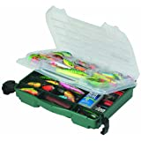 plano double cover tackle organizer by plano