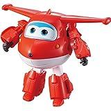 Super Wings - Transforming Jett Toy Figure | Plane | Bot | 5? Scale