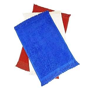 (10 条装)10 件套- 促销价格指尖毛巾 多种颜色 均码 TBF_TL11_10