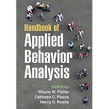Handbook of Applied Behavior Analysis (English Edition)