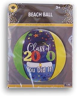 Greenbrier International Class of 2020 毕业 20 英寸沙滩球