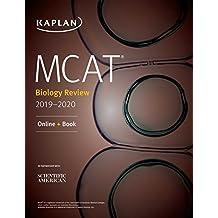 MCAT Biology Review 2019-2020: Online + Book (Kaplan Test Prep) (English Edition)