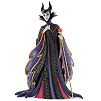 Enesco Disney 展示 睡美人魔法石树脂小雕像,8.75 英寸,多色