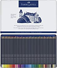 Faber-Castell 辉柏嘉 彩色铅笔 114736 带有永久性油粉彩矿,36支装