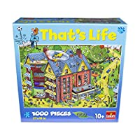 That's Life — 1000 片装拼图 Hospital