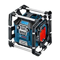Bosch 专业 GML 20 PowerBox 无绳现场电台(无电池和充电器)- 纸箱