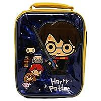 哈利波特午餐盒软包隔热袋,Chibi Hogwarts 多种颜色 10 x 8 x 4 B18HP38520-TU