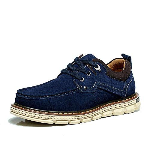 MULINSEN 木林森 英伦男鞋时尚低帮百搭男士板鞋240181