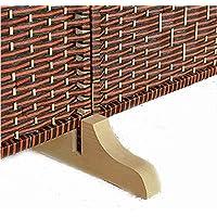 【京好】屏风 客厅酒店家居折叠 松木实木玄关E159(需不低于4屏起卖,价格都是一屏的价格,您需要根据自己的空间来选择合适的屏数) (每屏高180宽50厘米, 实木稳定支架(可选))