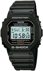 CASIO 卡西欧 G-SHOCK系列电子男士手表 DW-5600E-1VDF