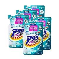 KAO 日本花王 绿色草本清香酵素洗衣液 810g*5袋