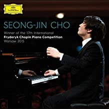 进口CD:2015肖邦国际钢琴大赛冠军得奖者/赵崇金 Winner:17th International Chopin Piano Competition Warsaw 2015 (Live)/Seong-Jin Cho(CD)4795332