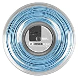 Luxilon 中性网球拍弦线 Adrenaline 125 蓝色 200 Meter