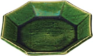 山下工艺(Yamasita craft) 织部 三昧 总织部 八角盘子 6.0 18.5×18.5×2.6cm 11502380