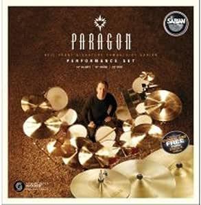 Sabian NP5005N-NB Paragon Performance Cymbal Set - No Bag