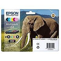 Epson C13T24284011 原装墨盒 多种颜色