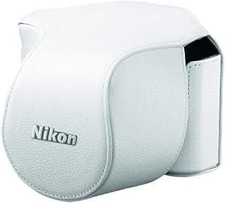 Nikon 尼康 CB-N1000SB 机身保护套套装 适用于尼康 1 V1 - 白色