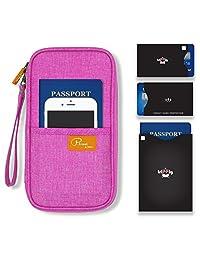 P. 旅行护照钱包 COVER / 旅行手包包 / 信用卡现金整理包 / 护照夹