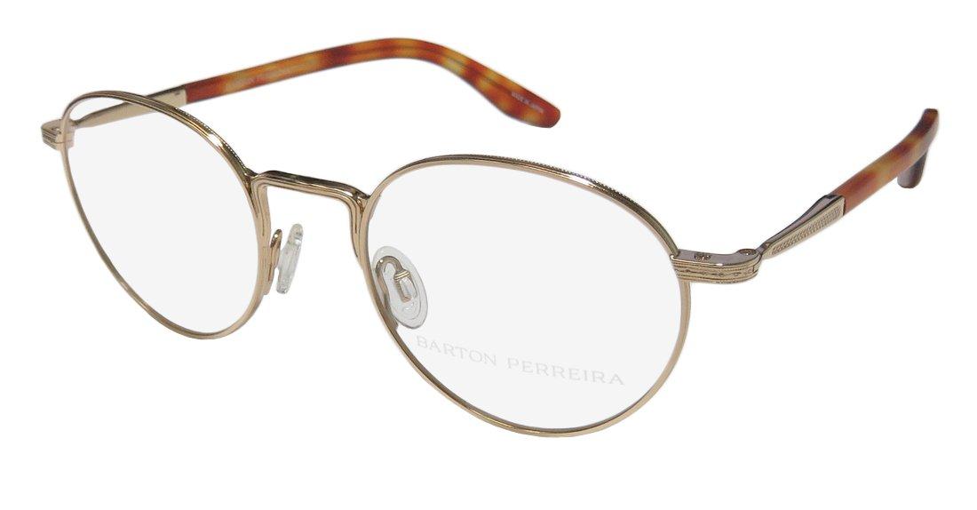 バートンPerreiraフィッツジェラルド男性/女性ファッションアクセサリーデザイナーのフルリムメガネ/眼鏡