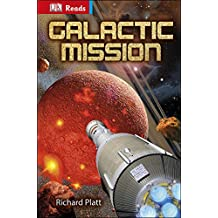 Galactic Mission (DK Reads Reading Alone) (English Edition)