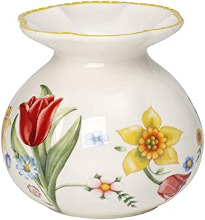 Villeroy & Boch 德国唯宝 Spring Awakening 陶瓷花瓶 10.5cm,黄色