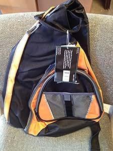 Access Extreme Bag n' Pack 背包 #90717 黑色/橙色/灰色